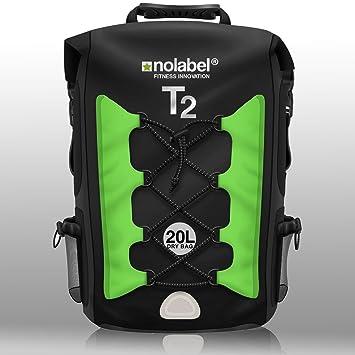 Mochila deportiva de 20L impermeable - T2 Mochila para Ciclismo Running Triatlón y Deportes acuá