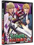 TIGER&BUNNY(タイガー&バニー) 6 [DVD]