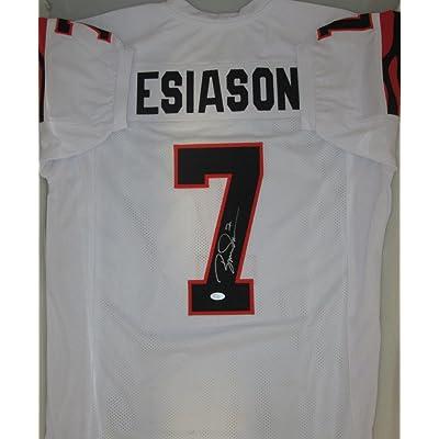 Bengals Boomer Esiason Signed Custom White Jersey Auto - Mvp - JSA - Authentic  Signed Autograph 9f634e0a2