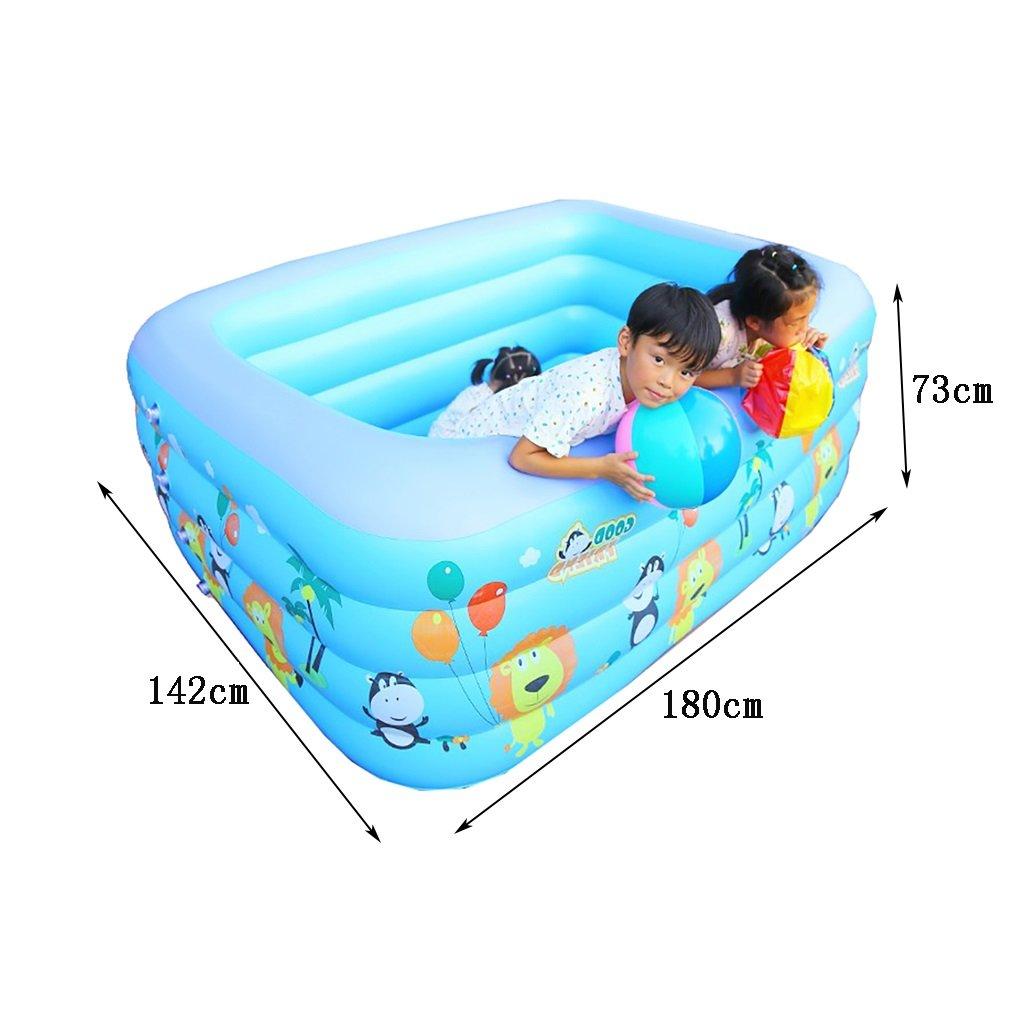 Parque Acuático De Gran Tamaño para Niños Piscina para Bebés ...