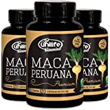 Kit 3 Maca Peruana Premium (360)