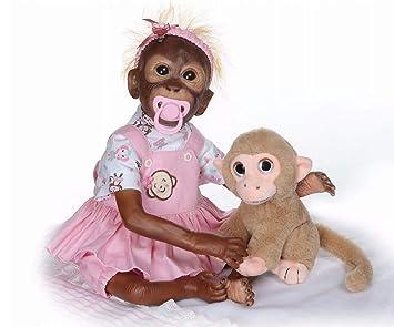 Amazon.es: Breeze Calidad 21 Inch Muñecas de Bebé Reborn ...
