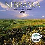 2018 Nebraska Wall Calendar