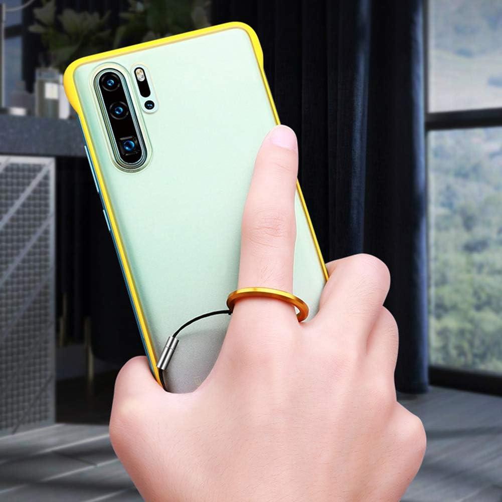 Blue Universal Detachable Mobile Phone Case Finger Ring Lanyard Strap Hanging Rope Lanyard External Phone Accessories pengyu