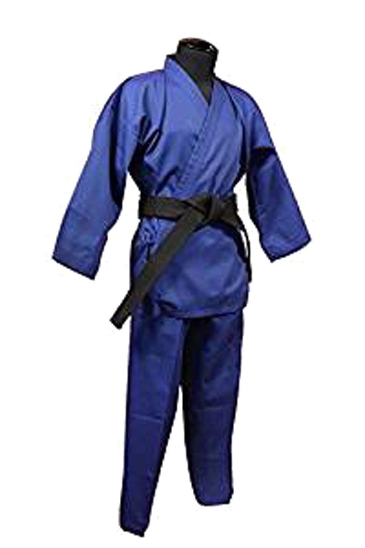 Heavy Weight Karate Uniform 12オンス – ブルー B00PSON3RK  7
