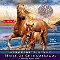 Misty of Chincoteague Audiobook by Marguerite Henry Narrated by Edward Herrmann