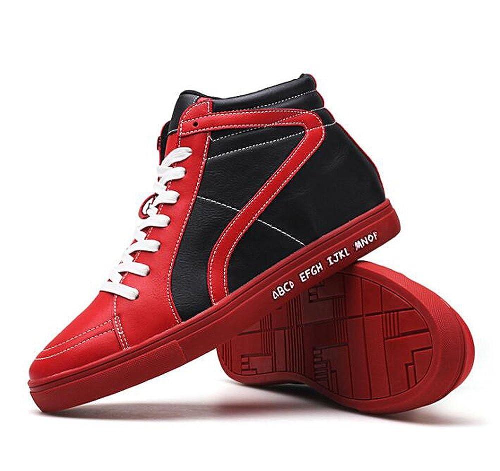 Scarpe da Skateboard Respirabili Superiori degli Uomini Uomini Uomini Scarpe Casual di Moda Invernale di Moda Invernale di Hip Hop Street Scarpe Casuali 39-44 3a25b1
