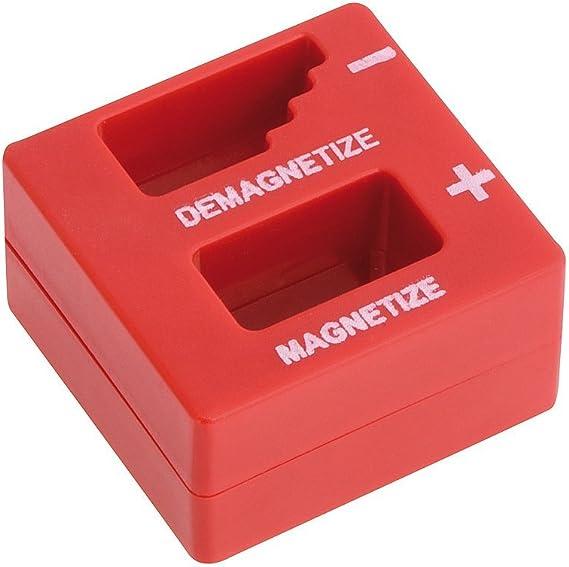 MAURER 5411185 Imantador y desimantador para destornillador: Amazon.es: Bricolaje y herramientas