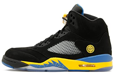 f748b13f Amazon.com | Nike Man's Air Jordan 5/v Retro Shanghai Shen 2013 ...