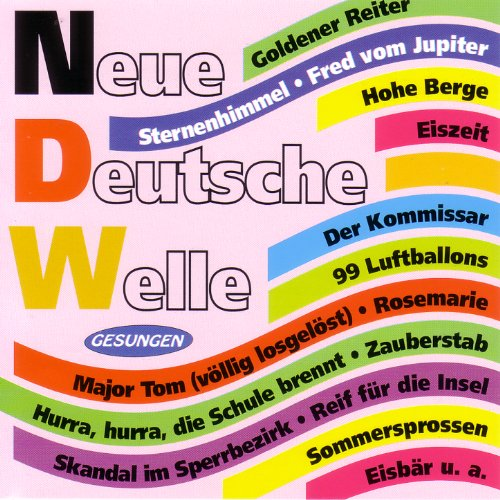 neue deutsche welle by the dogcatmouse singers on amazon. Black Bedroom Furniture Sets. Home Design Ideas