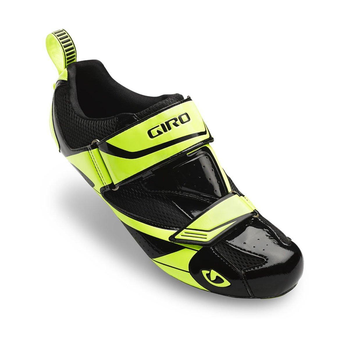 Giro メンズ Giro B00NDJWRNI 39.5 EU|Black / Highlight Yellow Black / Highlight Yellow 39.5 EU