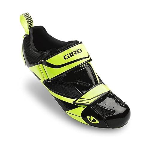 Giro Mele Tri - Zapatillas - amarillo/negro Talla 45 2015: Amazon.es: Deportes y aire libre