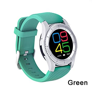 Smart Watch Hombres Mujeres Bluetooth 4.0 Recordatorio de ...