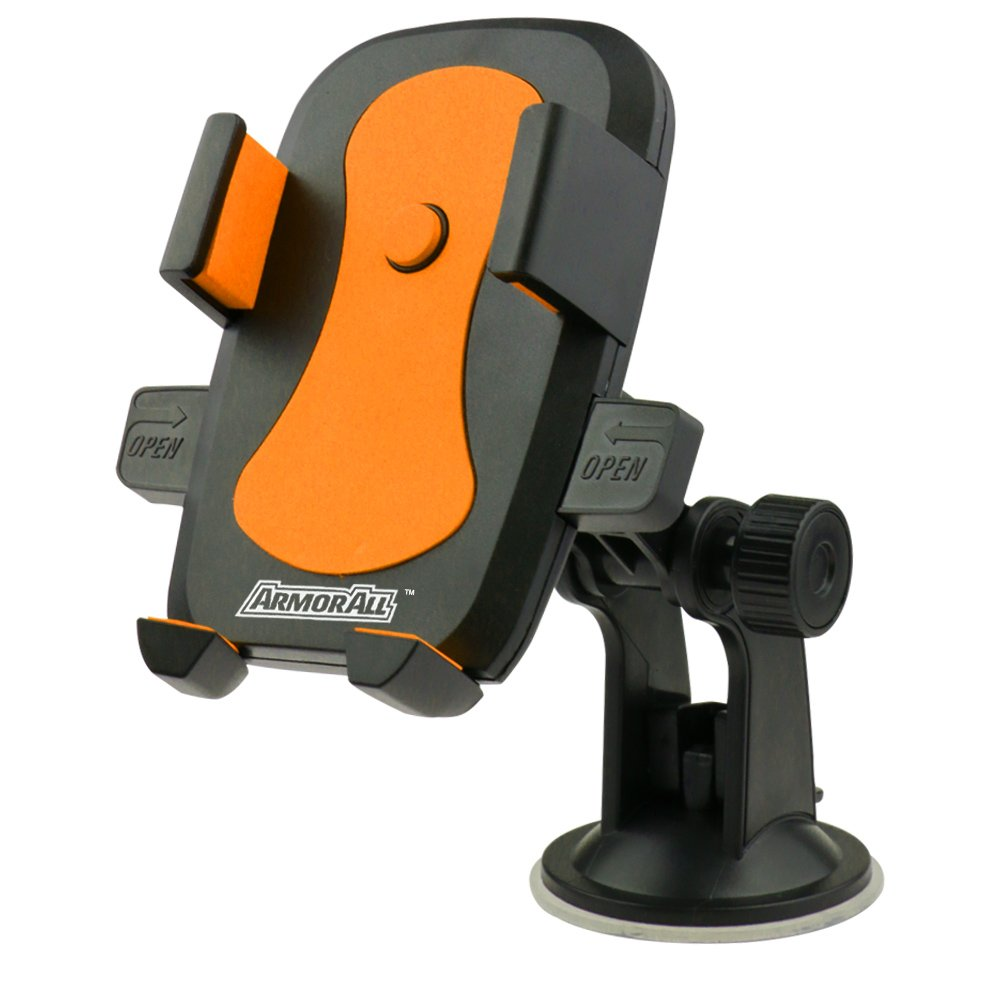 Armor All AMK3-0117-BLK Universal Suction Phone/GPS Mount