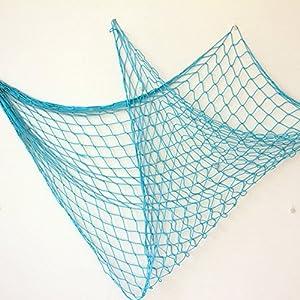 61ZzB4frJgL._SS300_ Nautical Fish Net Decor