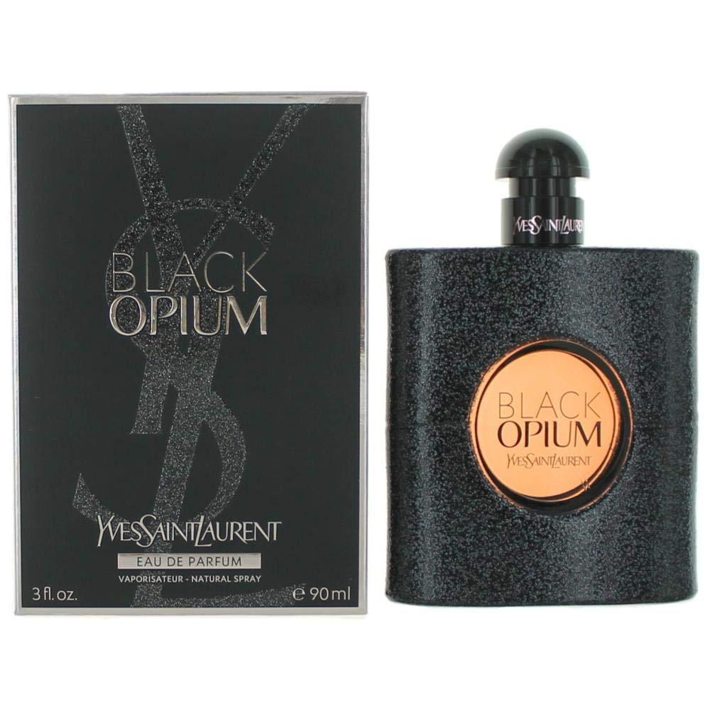c613b8ea8a54e Yves Saint Laurent Eau De Parfum Spray for Women, Black Opium, 3 Ounce