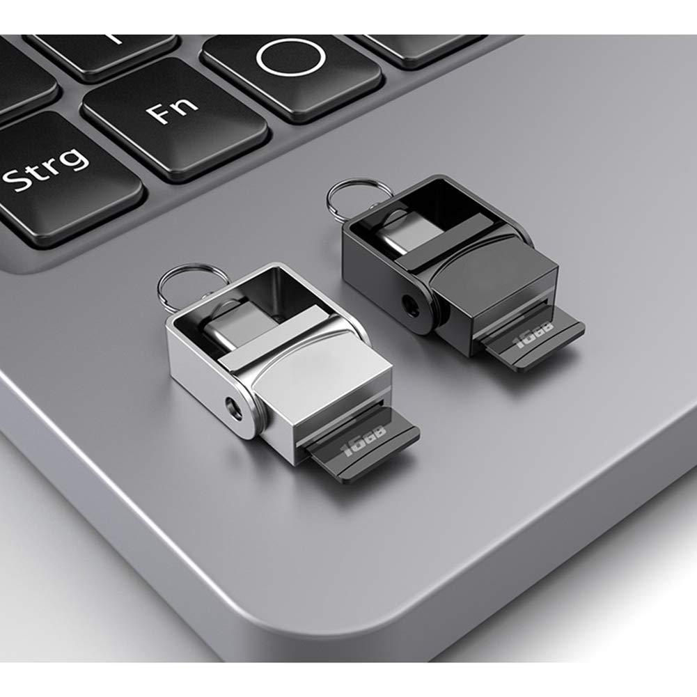 Multifunzione Lettore Di Schede Scheda Adattatore Hub Di Memoria Flash Per Card Contemporaneamente Schede SD CF Di Deviazione Standard TF Micro