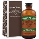 Nielsen-Massey Organic Pure Almond Extract, with Gift Box, 4 ounces