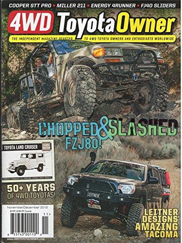 4WD Toyota Owner Magazine November December 2016