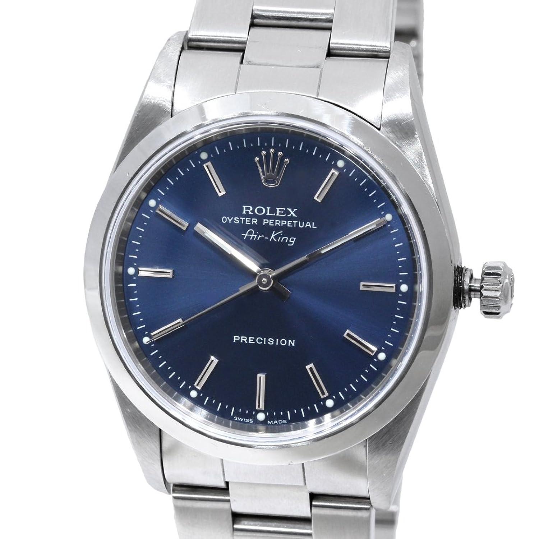 [ロレックス]ROLEX 腕時計 エアキング自動巻き 14000M メンズ 中古 B06Y3MDPMG