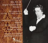 The Art of Sergiu Celibidache, Volume 5 (Mozart: Symphony, No. 41 'Jupiter'/Ravel: Le Tombeau de Couperin/Hindemith: Mathis der Maler)