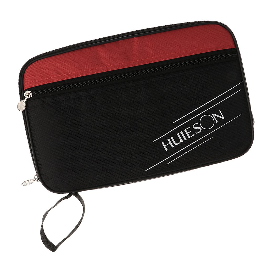 b895a353df8b MonkeyJack Portable Zippered Table Tennis Racket Case Bag For Ping Pong  Paddle Bat - Choice of