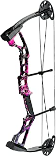 product image for Darton 20-30 lb. Right Hand Recruit Youth Compound Bow Package, Muddy Girl