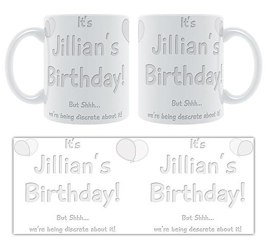 Its cumpleaños de Jillian (pero Shhh, We re ser sistema ...