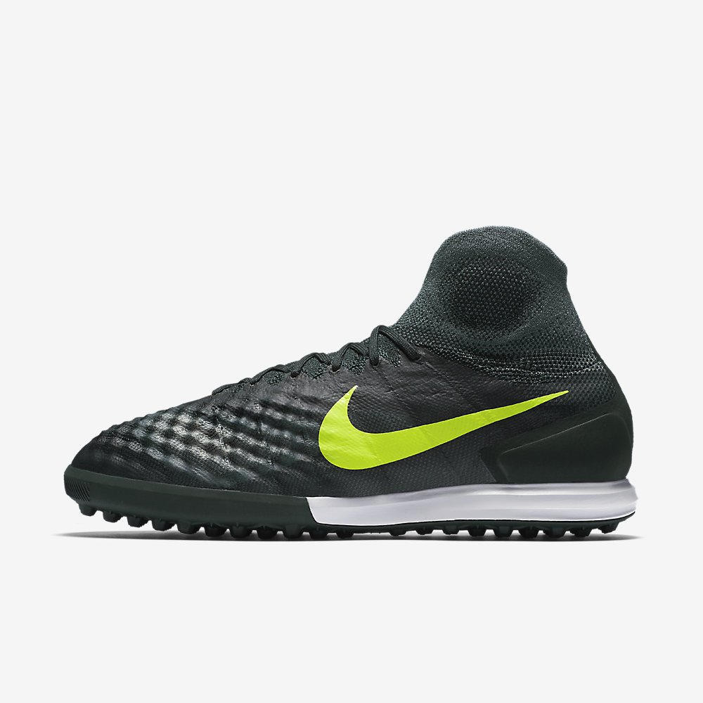 41f3ced26bb2 Nike Magistax Proximo II TF Mens Football Boots 843958 Soccer Cleats (US  12