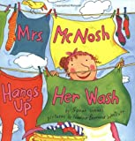 Mrs. McNosh Hangs up Her Wash, Sarah Weeks, 0060004797