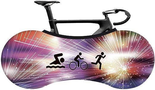 JINGLU Funda de Bicicleta, Funda de Protección Bici con Bolsa de ...