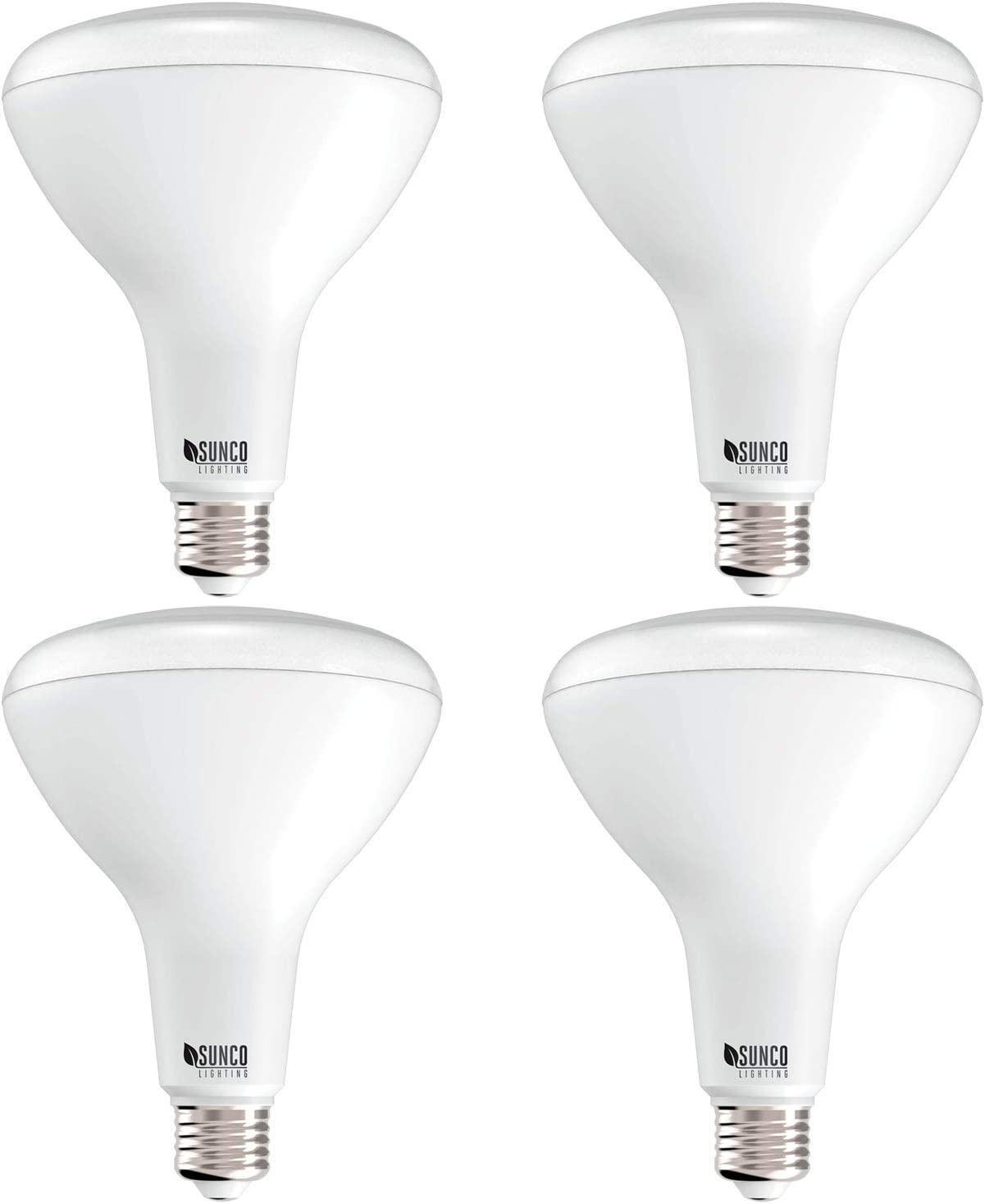 2700K//3000K//4000K//5000K 4 Great Eagle BR40 100W Replacement Dimmable LED Bulb