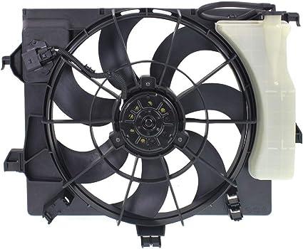 Radiador Ventilador de condensador para Kia HY – Fits Veloster ...