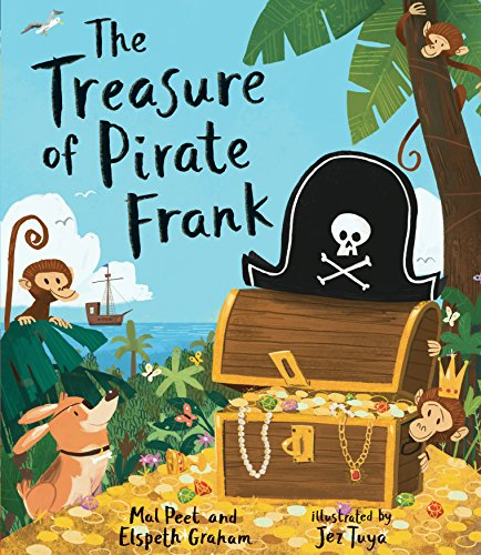 The Treasure of Pirate Frank by Nosy Crow