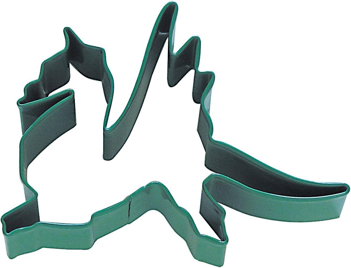 Multicolor CybrTrayd RM-0872//V R/&M Dragon 4 Green Cookie Cutter
