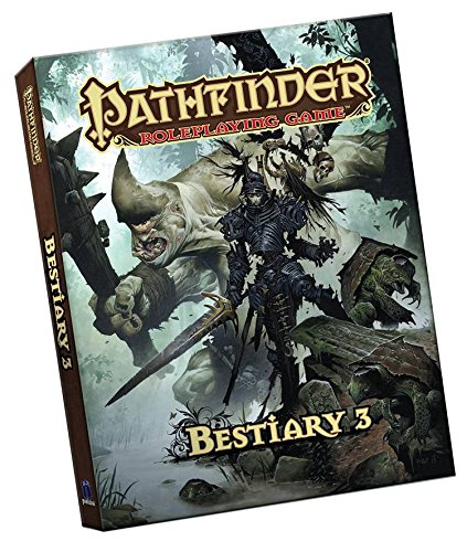 Pdf Science Fiction Pathfinder Roleplaying Game: Bestiary 3 Pocket Edition
