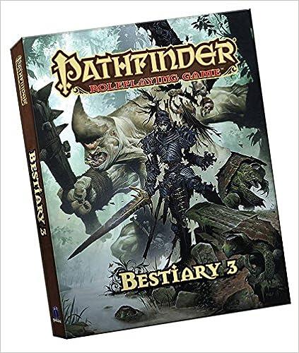 Descargar Torrent Paginas Pathfinder Roleplaying Game: Bestiary 3 Pocket Edition PDF Gratis En Español