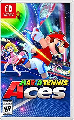 Mario Tennis Aces - Twister Parent