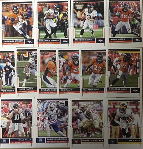 Denver Broncos Team Set - 1