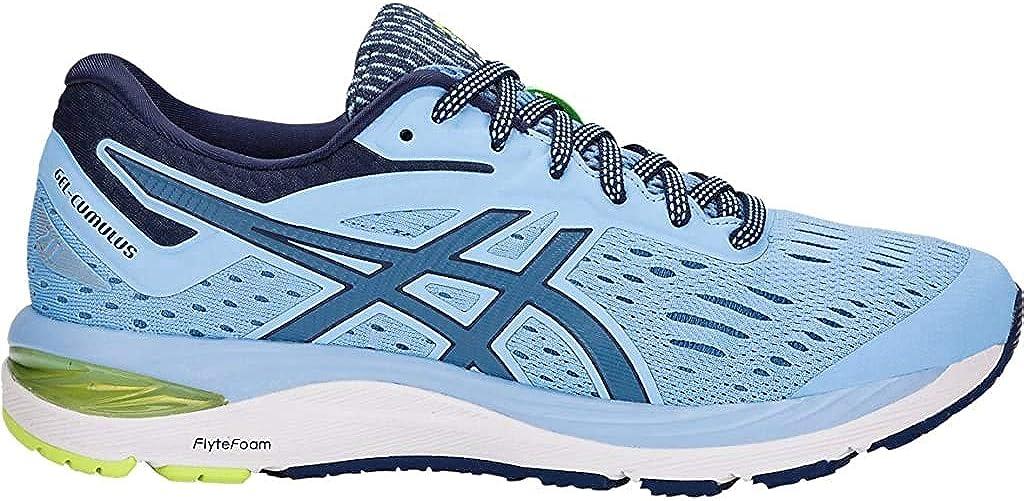 ASICS Gel-Cumulus 20 - Zapatillas de correr para mujer, Azul (Campana azul/ azul), 39.5 EU: Amazon.es: Zapatos y complementos
