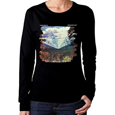 6479bee3e542 DonMMason Tame Impala InnerSpeaker Cotton Womens T Shirts Long SleeveFunny  Woman's Clothes Black S