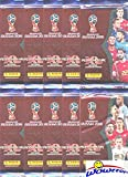 #10: 2018 Panini Adrenalyn XL FIFA World Cup Russia Collection of TEN(10) Factory Sealed Packs with 60 Cards! Look for Superstars Including Lionel Messi, Ronaldo, Neymar Jr,Harry Kane & Many More! WOWZZER!