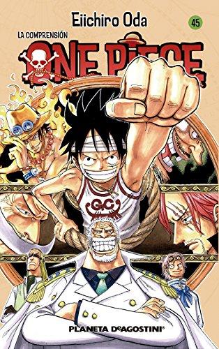 Descargar Libro One Piece Nº 45: La Comprensión Eiichiro Oda