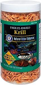 San Francisco Bay Brand Freeze-Dried Krill 5.08-Ounces (144-Grams) Jar