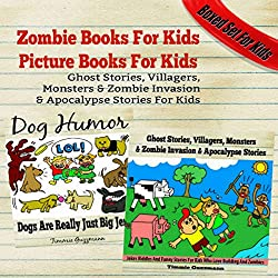Zombie Books for Kids: Picture Books for Kids