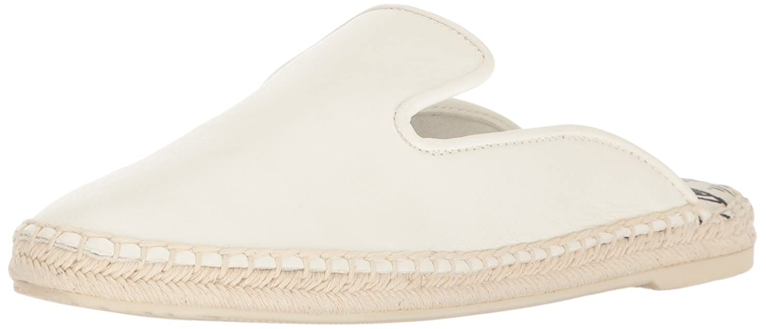 Dolce Vita Women's BAZ Moccasin B01MU8ZPFJ 9.5 B(M) US|White Leather