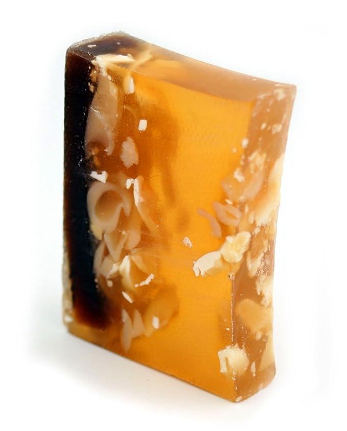 natural Jabón almendra, hecha a mano de jabón con Almendra Natural y aceite de rosas: Amazon.es: Belleza