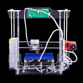 Impresora 3d p802 m grandes Impresión Tamaño Transparente Acrílico ...