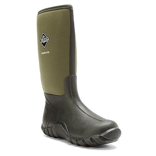 ad4ee43e9da Muck Boot Company Men's Edgewater Hi 12 Moss