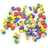 Gomme à effacer Trace de Crayon En Forme De Fruits